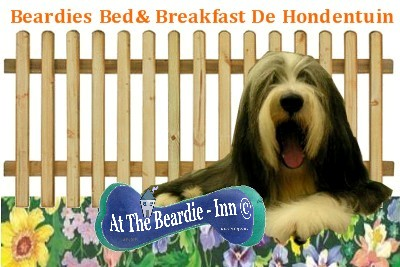 logo Beardies Bed & Breakfast De Hondentuin